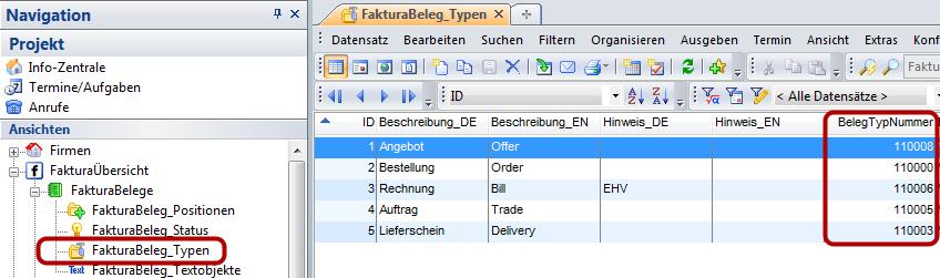 Jahreswechsel in der Faktura Software