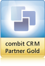 combit CRM Partner Gold